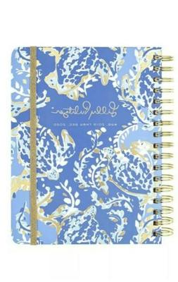 Lilly Pulitzer 17-Month Aug. 2019 - Dec. 2020 Monthly Hardco