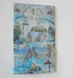 2 Year Pocket Planner Toile Print Fabric Pocket Calendar 202