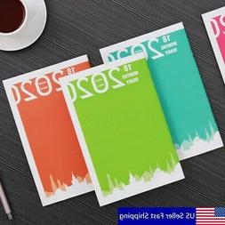 2019-2020 18 Months Weekly Monthly Journal Planner Diary Stu