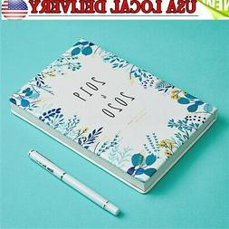 2019-2020 Notebook Planner Weekly Monthly Diary Student Stud