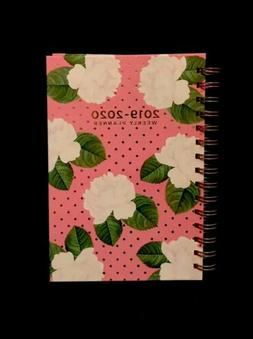 2019-2020 Weekly & Monthly Planner Calender Notes Journal