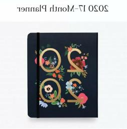 Rifle Paper Co 2020 17 Month Planner Monthly And Weekly Orga
