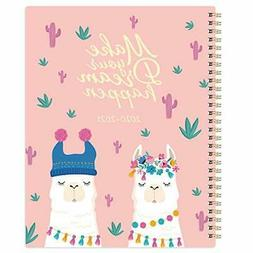 2020-2021 Planner - Academic Weekly & Monthly Planner with t
