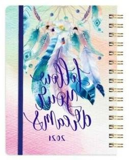 """2020-2021 Planner - Academic Weekly & Monthly Planner 6.4"""" x"""