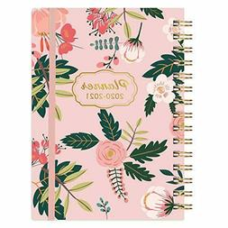 2020 2021 Planner Academic Weekly & Monthly Planner with Tab