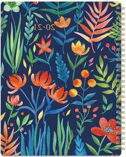 2020-2021 Planner - Academic Weekly & Monthly Planner with M