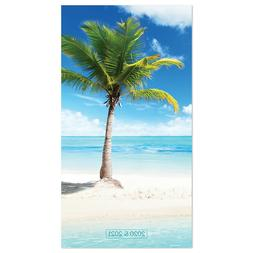 2020-2021 Tropical Beaches 2-Year Small Monthly Planner