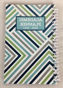 2020 2021 Weekly Monthly Student ACADEMIC Spiral Planner Org