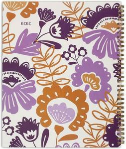 """2020 Cambridge 52 WEEK & Monthly Planner 8-1/2"""" x 11"""" LARGE"""