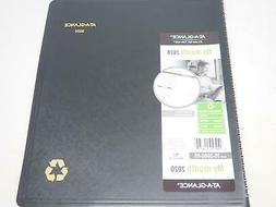 """2020 At-A-Glance 70-260G-05 Monthly Planner, 8-7/8 x 11"""", Bl"""