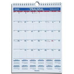 2020 At-A-Glance PM1-28 Monthly Wall Calendar, 8 x 11""