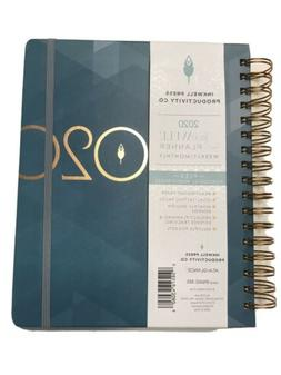 2020 Inkwell Press Weekly/Monthly Planner At-A-Glance 7x9 Ha