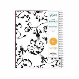 Blue Sky 2020 Monthly Planner, Flexible Cover, Twin-Wire Bin