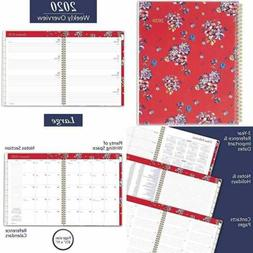 """2020 Planner Weekly & Monthly 8 1/2"""" X 11"""" LARGE Customizabl"""