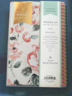 """2020 Planner Weekly Monthly Day Designer 5X8"""" 116823 Tana"""