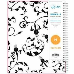 2020 Planners Monthly Planner, Flexible Cover, Twin-Wire Bin