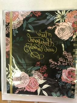 Paper Source 2020 Rose Floral 12 Month Planner NEW Winter Bo