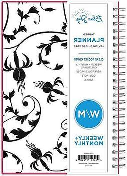 Blue Sky 2020 Weekly & Monthly Planner Flexible Cover Twin-W