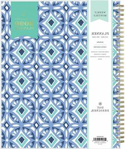 Day Designer 2020 Weekly & Monthly Planner, Twin-Wire Bindin