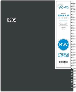 "Blue Sky 2020 Weekly Monthly Appointment Book Planner 8.5"" x"