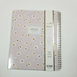 Blue Sky 2020 Weekly Monthly Planner Ditsy Daisy Pink Cupcak