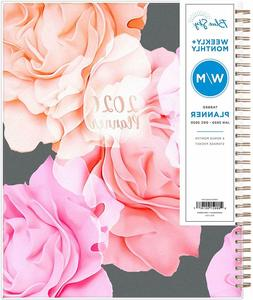 Blue Sky 2020 Weekly/Monthly Planner, Twin-Wire Binding, 8.5
