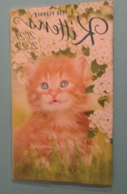 2021 2022 kittens cat cats monthly pocket