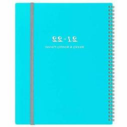 """2021-2022 Planner - Weekly & Monthly Planner 9"""" x 11"""" from J"""
