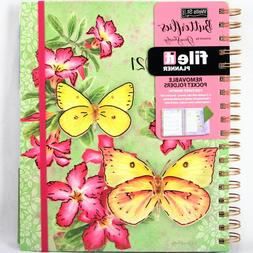 2021 Jane Shasky Butterflies Planner Monthly & Weekly Tabs P