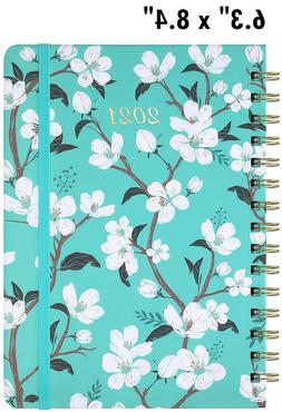 2021 Planner Weekly Monthly Organizer Calendar Hardcover Age