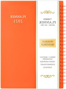 2021 planner weekly monthly planner 6 25
