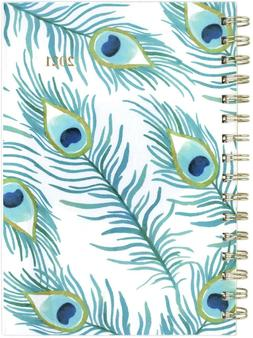 """2021 Weekly & Monthly Planner by Cambridge, 5-1/2"""" x 8-1/2"""","""