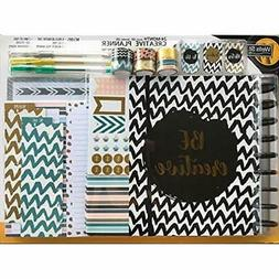 24-Month Creative Planner W/Stickers, List Pads, Inserts Mor