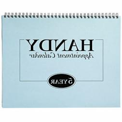 5-Year Appointment Calendar Planner, 2020-2024 Monthly Sched