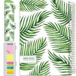 """Academic Year Weekly Planner Monthly Beautiful Foliage 5.5"""""""