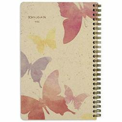"""AT-A-GLANCE 2019 Weekly & Monthly Planner, 5-1/2"""" x 8-1/2"""","""