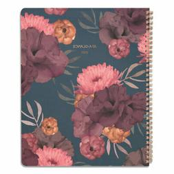 AT-A-GLANCE Dark Romance Weekly/Monthly Planner, 11 x 9, Flo