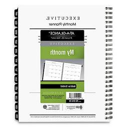 At-A-Glance Executive Monthly Planner Refill 8 3/4 x 6 5/8 W