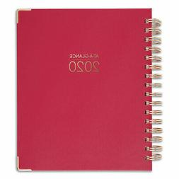 AT-A-GLANCE Harmony Weekly/Monthly Hardcover Planner 8 3/4 x