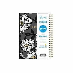 Baccara Dark CYO Weekly/Monthly Planner, 8 x 5, 2020 110212