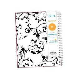 Blue Sky 2019-2020 Academic Year Monthly Planner, Twin-Wire