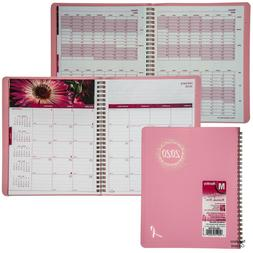 "Brownline Breast Cancer 14-Month Planner, 7-1/8"""" x 8-7/8"","