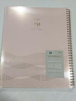 "Mead Cambridge 52 8.5"" X 11""July 2019 July 2020 Brand New Pi"