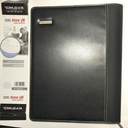 columnar executive weekly monthly appointment book zipper