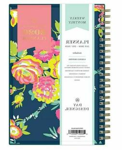 Day Designer CYO Weekly/Monthly Planner, 5x8, Peyton Navy, 2