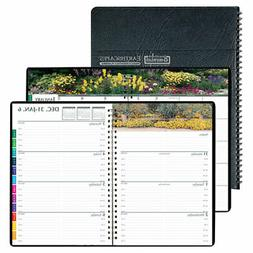 House Of Doolittle Earthscapes Weekly/Monthly Planner, Garde