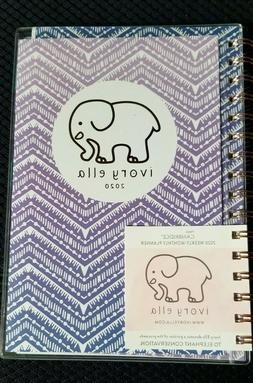 Ivory Ella Planner Weekly Monthly Planner Cambridge Mead Ele