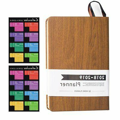 2018 planner with no date design academic