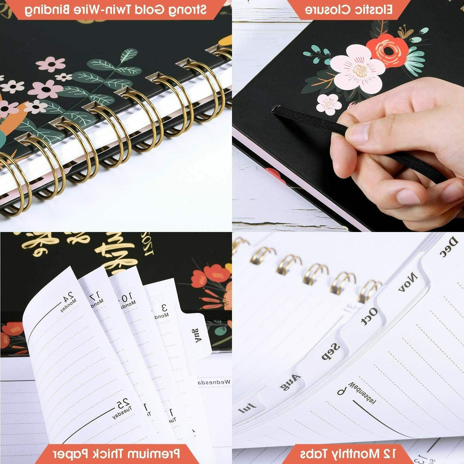 """2020-2021 Planner Monthly Planner with Do List 8.4"""" x 6.3"""""""