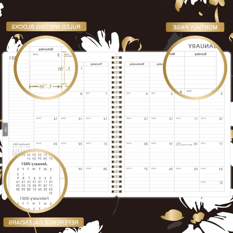 "2020-2021 Planner Academic Weekly To List, X 10"","